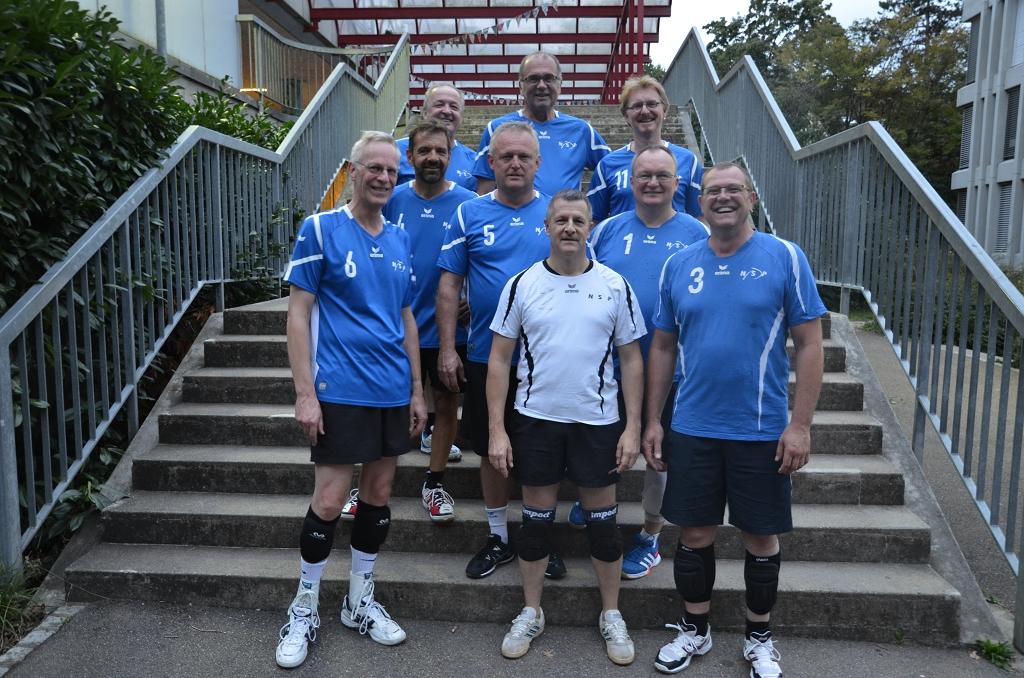 2017 Volleyball Herren